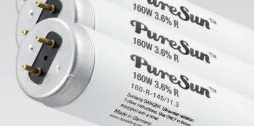 Лампы для солярия PureSun, Sylvania