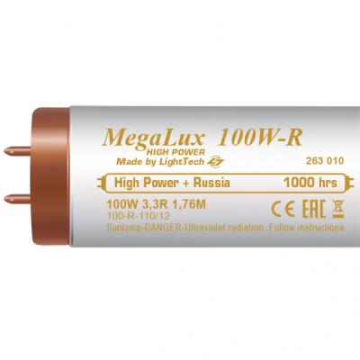 Лампы для соляриев MegaLux 100W 3,3 R HighPower 1000h
