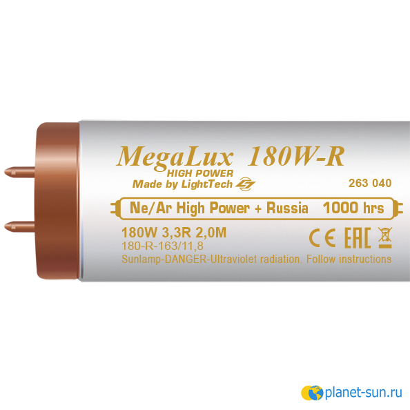 MegaLux 180W 3,3 R HighPower
