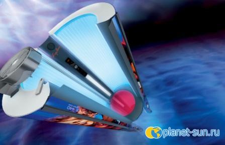 Ergoline Flair 440, купить Flair 440, эрголайн Flair 440, солярий, вертикальный солярий,