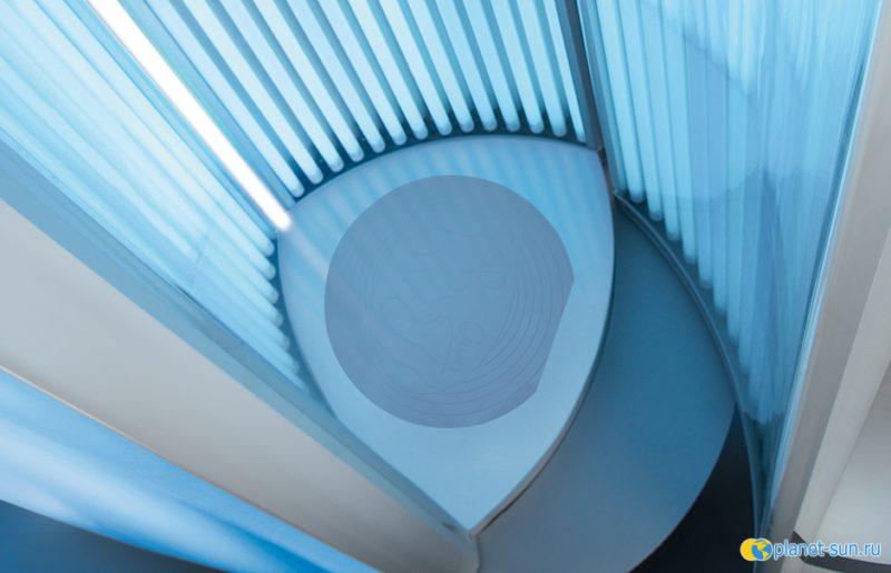 Ergoline Sunrise 488, Эрголайн Sunrise 488, Sunrise 488 LED, купить Sunrise 488, солярий, вертикальный солярий, купить, загар