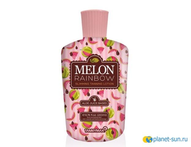 крем ускоритель, крем для загара, без бронзаторов, Melon Rainbow Slimming, Tannymax, купить