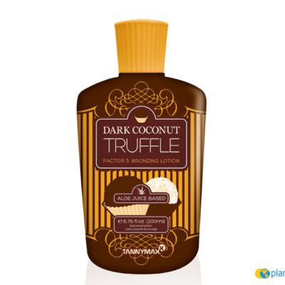 Крем-ускоритель для загара, крем для загара, Dark Coconut Truff Factor 5, 200мл, Tannymax, купить в спб. санкт-петербург