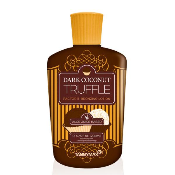 Крем-ускоритель для загара, крем для загара, Dark Coconut Truff Factor 5, 200мл, Tannymax, купить в спб. санкт-петербург