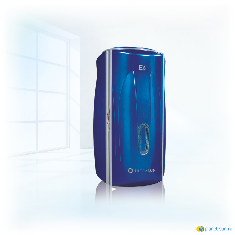 Ultrasun e6, солярий, вертикальный солярий, купить, спб, солярий недорого, Smart Contro