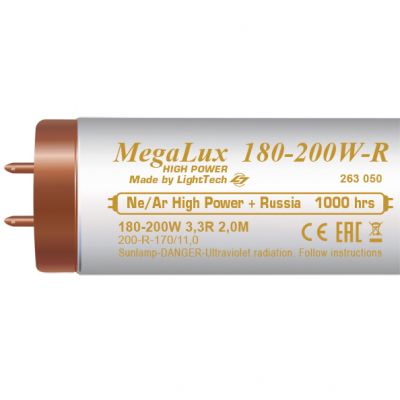 MegaLux 180-200W 3,3 R HighPower